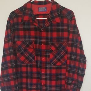 Pendleton Flannel Mens Large